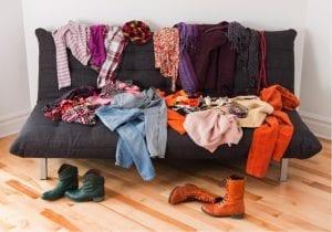 Vestiti e scarpe