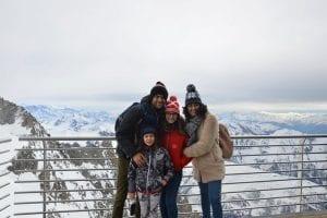 Valle D'Aosta Monte Bianco