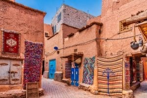 Mercato Tappeti Marrakech