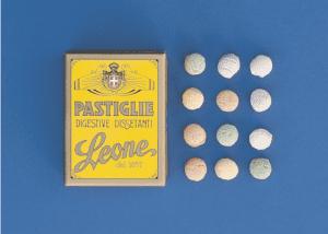 Confezione di pastiglie Leone