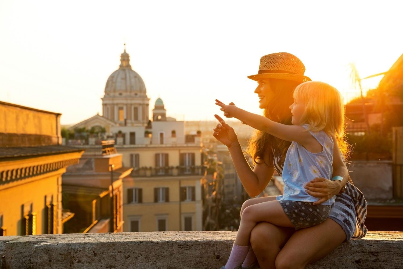 ROMA PER FAMIGLIE CON NICEFLATINROME