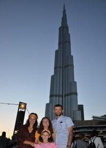 Viaggio a Dubai
