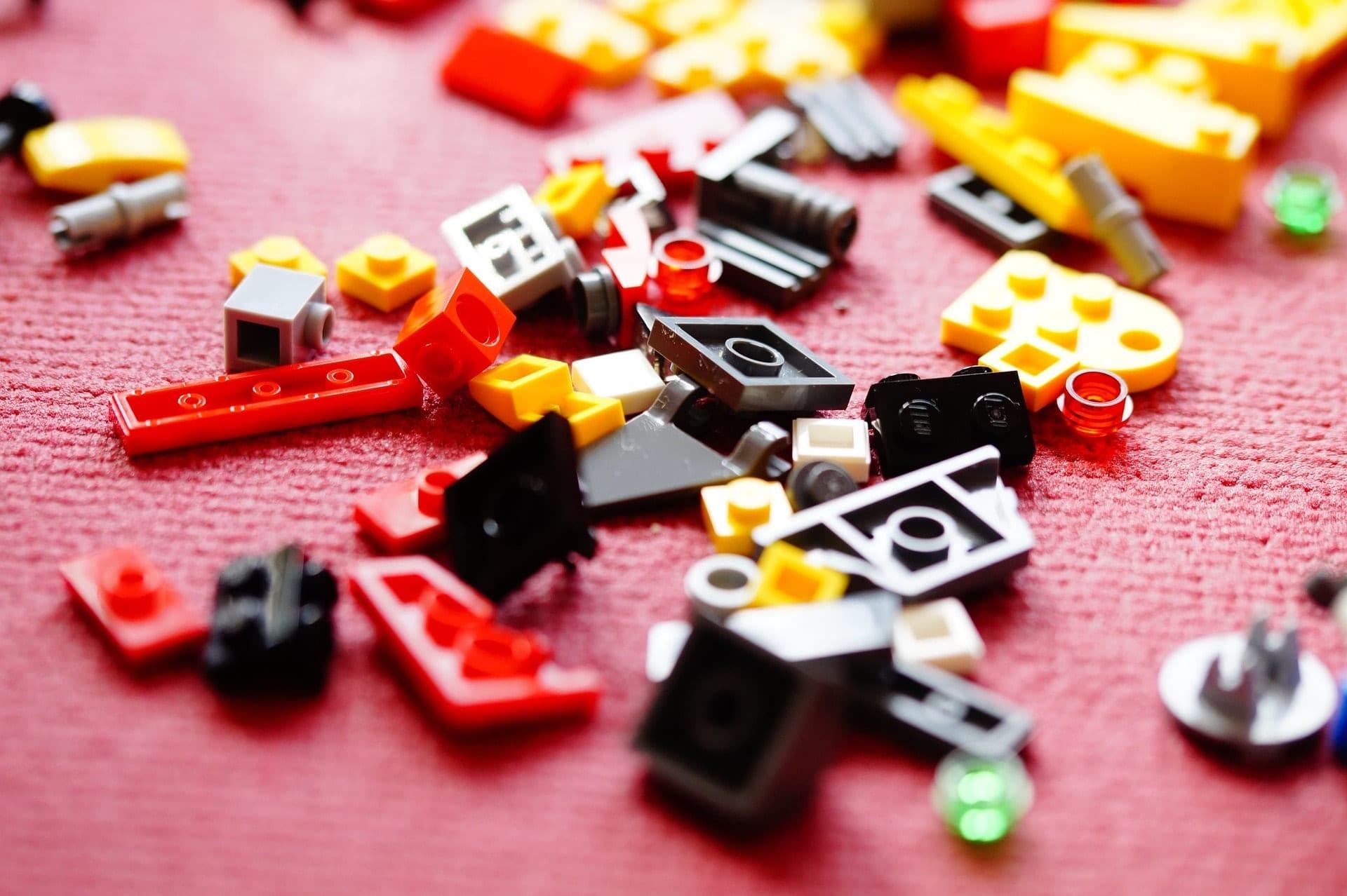 Lego serious play kit