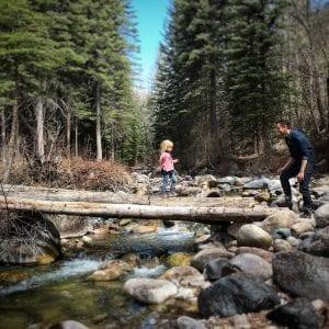 trekking per famiglie