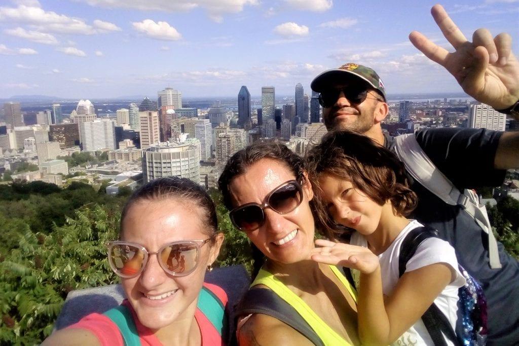 Viaggio a Montreal