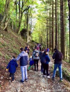 escursioni a piedi in Abruzzo