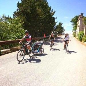 escursioni in Abruzzo in bicicletta