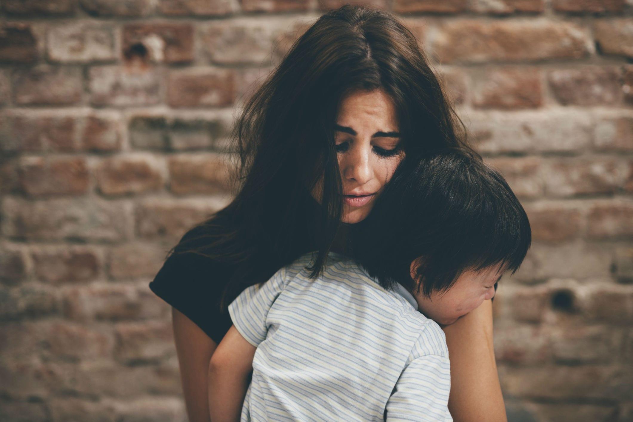 i sensi di colpa delle mamme