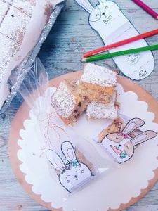 pasqua 2020 carrot cake
