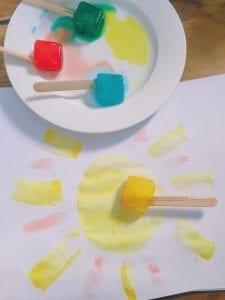 Esperimenti acqua bambini