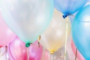 feste di compleanno in casa