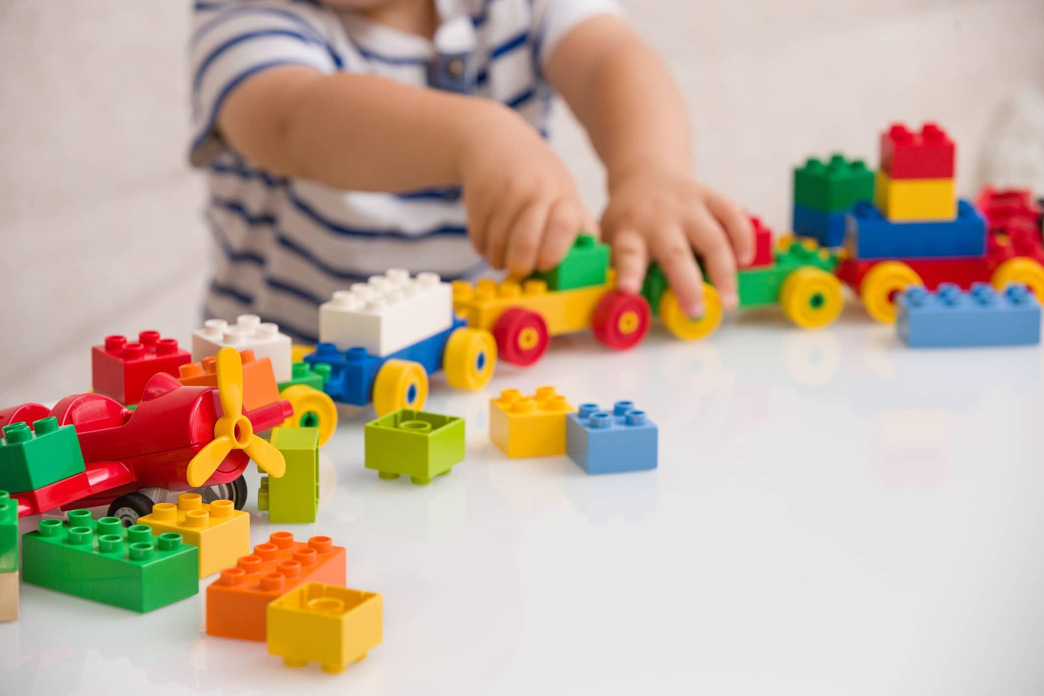 INGLESE PER BAMBINI: COME IMPARARE INGLESE GIOCANDO CON I LEGO