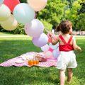 Festa di compleanno di una bambina