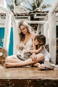 Rapporto mamma e figlia